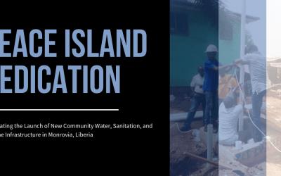 Peace Island Dedication