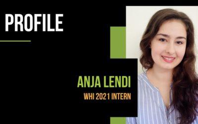 2021 Intern: Anja Lendi